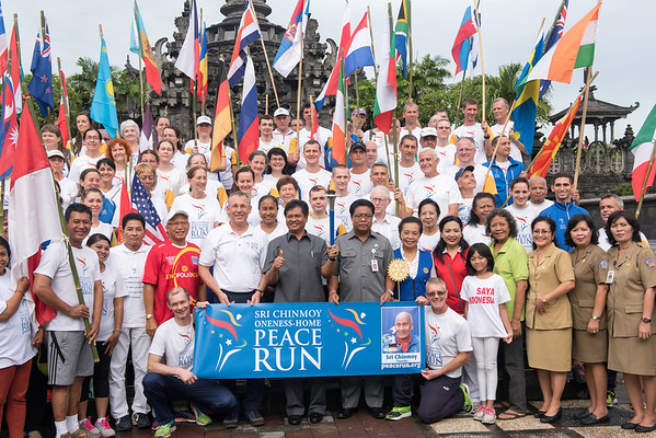 Peace Run Events 2017