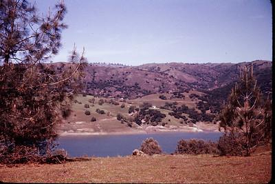 Anderson Reservoir ca 1959