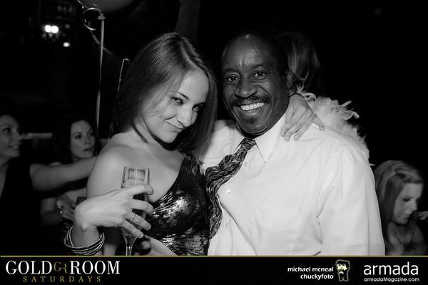 Gold Room Saturdays - 05.26.2012