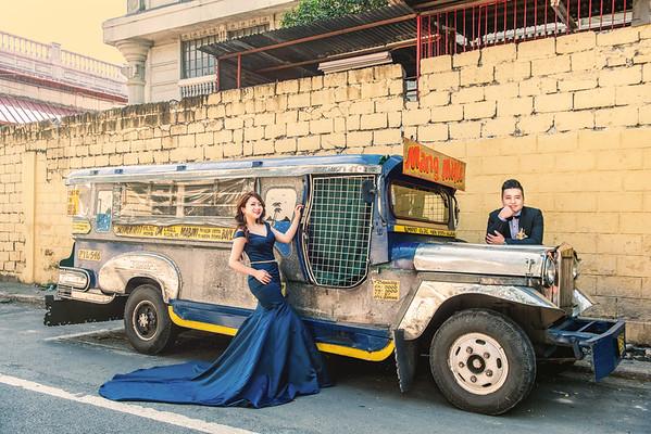 Engagement|Manila, Philippines 菲律賓婚紗