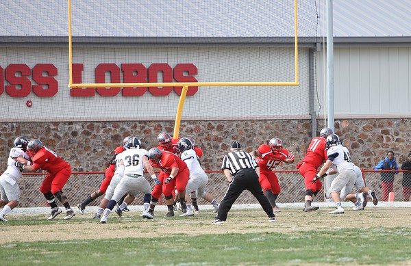 Sul Ross win over HPU 2nd Qtr
