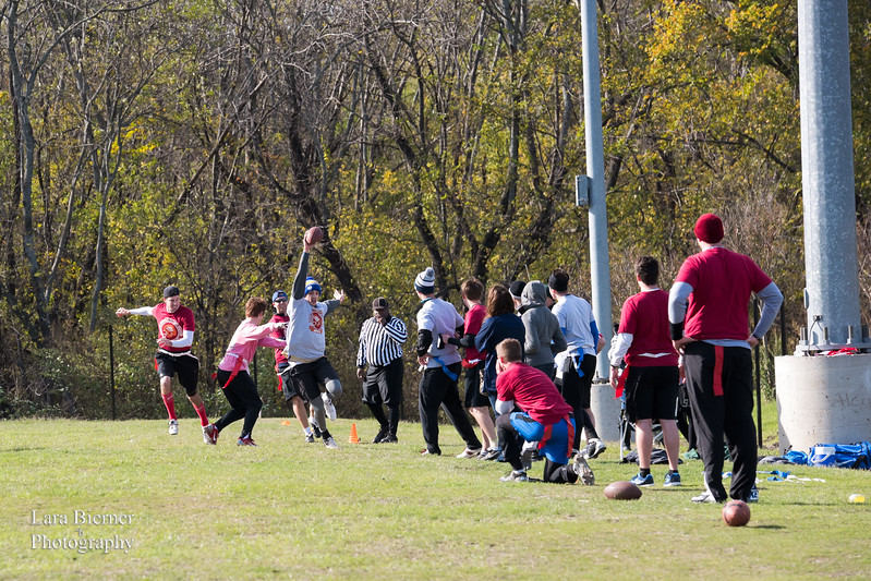 PwC Young Buck/Old Timers Football Game 2015 ©Lara Bierner Photography