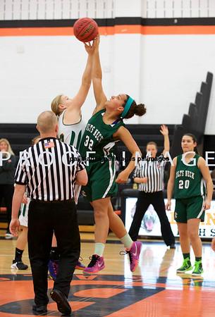CNHS JV Girls Basketball v Pinelands