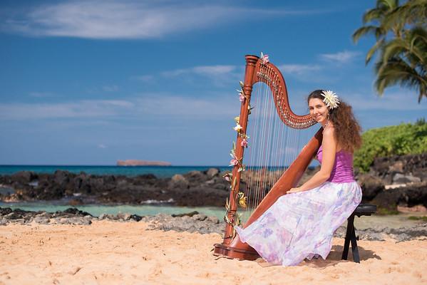 Tatyana, Harpist Extraordinaire