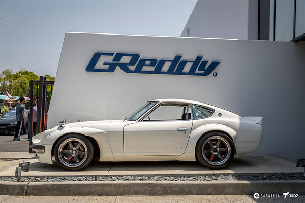Greddy Open House