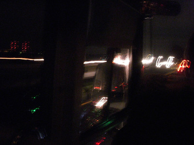 Redeye: bus, plane, and car from Santa Rosa to Washington DC, Dec. 2007