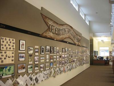 Library Exhibit, April 2010