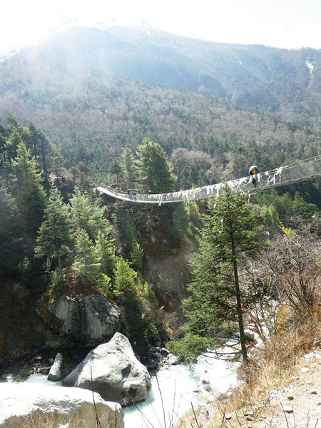 Another suspension bridge.