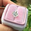 2.71ct Cushion Cut Diamond GIA E, SI1 16