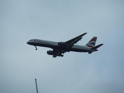 Boeing 757's of British Airways