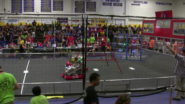 Texas Robot Roundup Video 2013