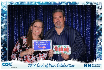2018 Cox Business  End of the Year Celebration