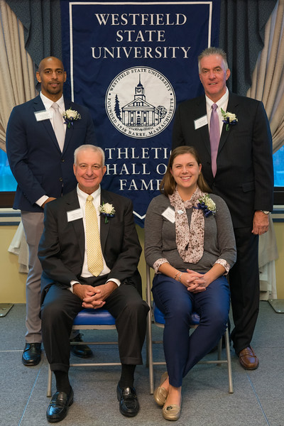Athletics Hall of Fame Induction, 2018