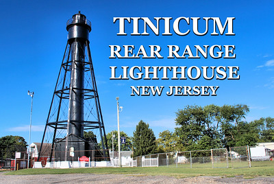 Tinicum Rear Range Lighthouse, New Jersey
