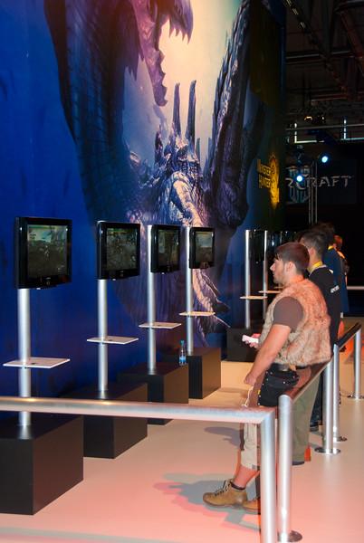 Monster Hunter Tri at GamesCom