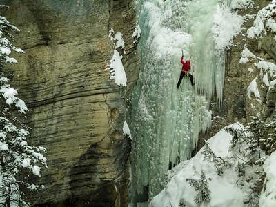 Canadian Rockies Ice Climbing 2015