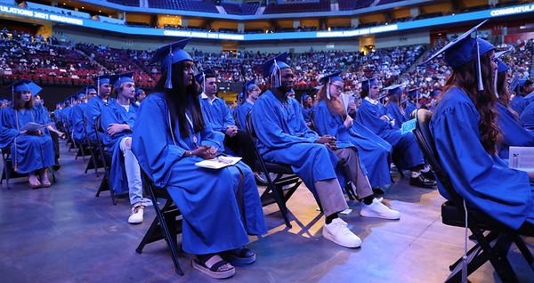 Lincoln East 2021 Graduation