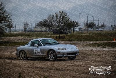 SR #21 Silver 2002 Mazda Miata