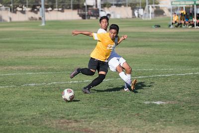 Men's Soccer vs Fullerton
