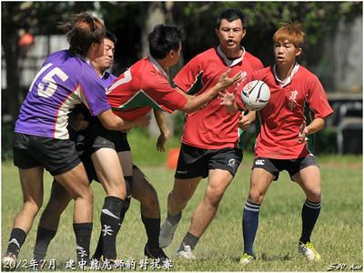 2012建中龍虎獅豹-龍 VS 虎