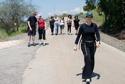 Pessach 2009 - Golan Heights