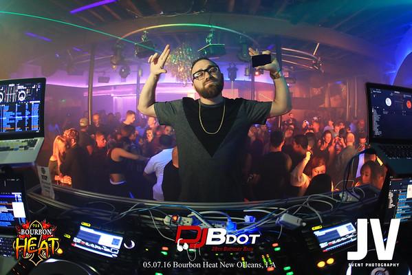 DJ BDot's 28th Birthday 05.07.16