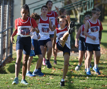 2019 Cook Schoolhouse Cross Country Invitational