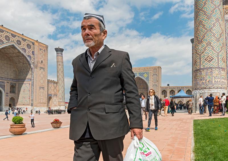 Registan Square, Samarkand
