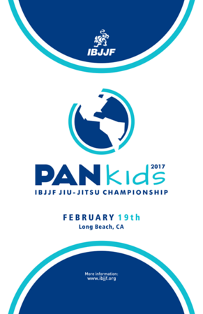 2017 IBJJF Pan Kids