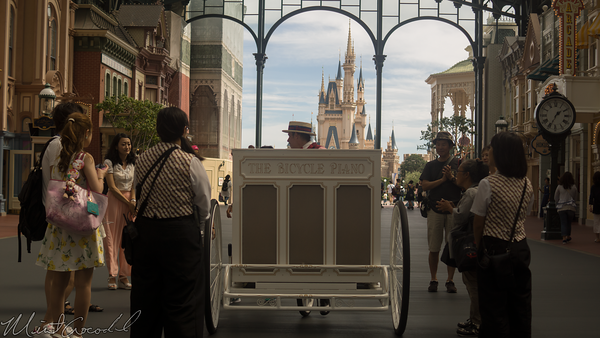 Tokyo Disney Resort, Tokyo Disneyland, World Bazaar