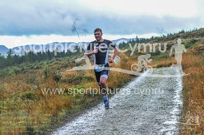 Coed y Brenin Trail Duathlon - Bach - Run Lap 1 at 3kM