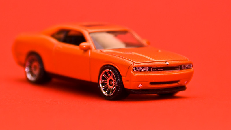 Dodge Challenger (Matchbox Toy)