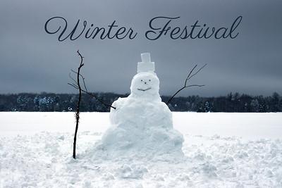 WinterFest - Snowman