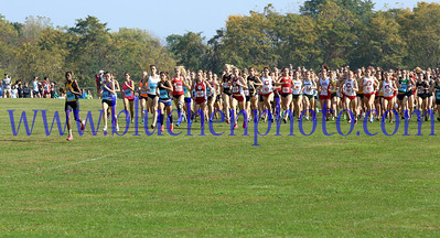 October 5, 2013 - Paul Short XC Invitational - Women's Open Race