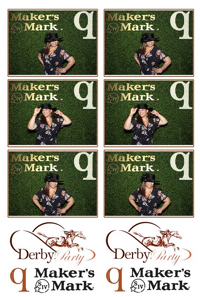 Maker's Mark Derby Party (5-6-17)