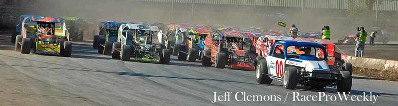 Super DIRT Week 10/11/15 - Jeff Clemons Photos