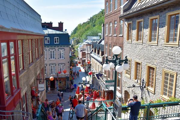 Quebec City (August 2021)