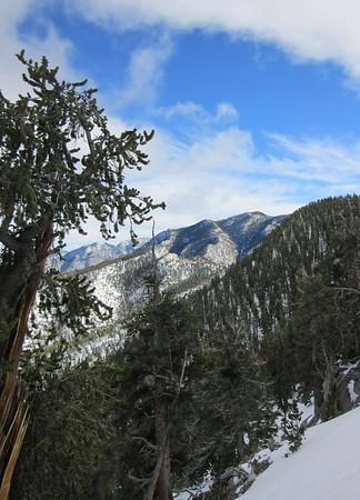 McFarland Peak, 01/30/2016