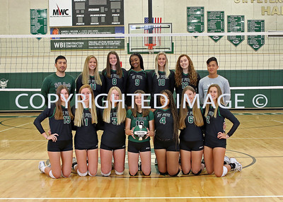 VOLLEYBALL TEAM PICS