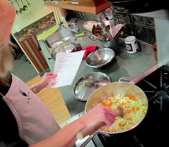 2011-12-09 A La Carte Smart Foods Cooking Class