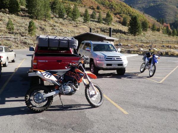 AF Canyon singletrack, Sept 2010