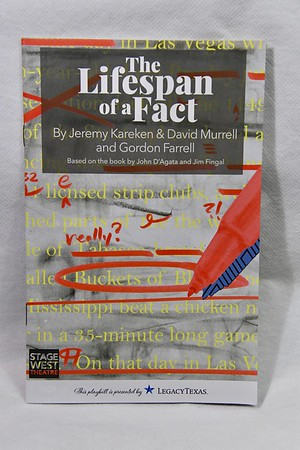 11-10-2019 The Lifespan of a Fact @ Stage West