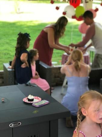 Sawyer's 1st B-day Party
