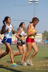 Foothill cross country 2012