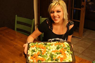 2011 - Lauren's Birthday