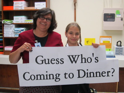 2011-10-19 Principal Dinner