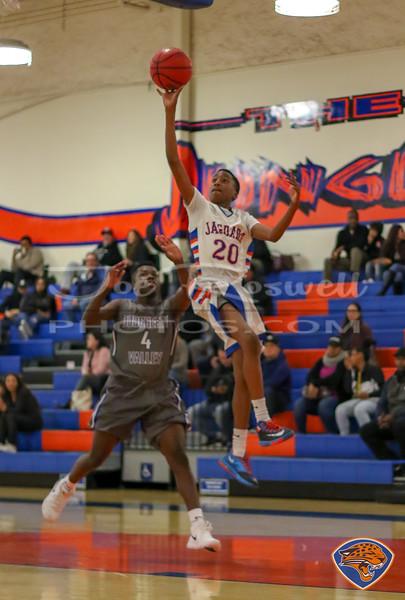 2018 - Kimball vs. Dougherty Valley - JV Basketball
