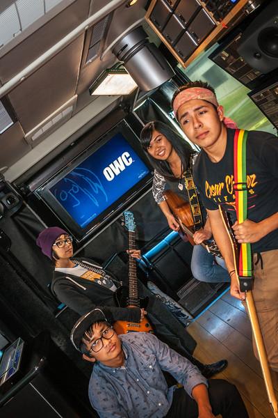 2015_02_10, Bus, CA, Cesar E. Chavez High School, Delano