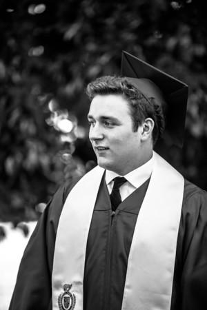 Cole's Graduation