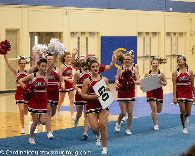 Cheer Team-Competition